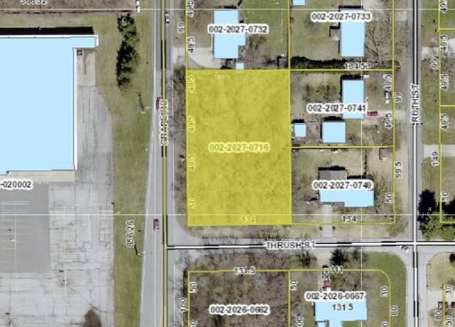 V/L NE Grape Road, Granger, IN 46530 (MLS #202103513) :: RE/MAX Legacy
