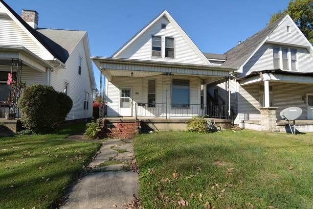 1016 Baker Avenue, Evansville, IN 47710 (MLS #202103533) :: Aimee Ness Realty Group