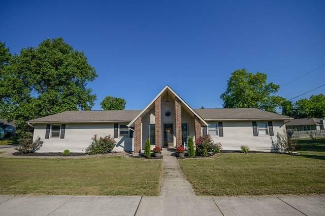 306 S Ridge Springs Lane, Ellettsville, IN 47429 (MLS #202103580) :: Aimee Ness Realty Group