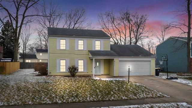 3817 Tarrington Drive, Fort Wayne, IN 46815 (MLS #202103632) :: Aimee Ness Realty Group