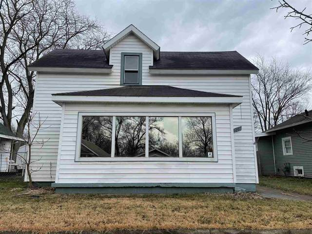 820 S 35th Street, South Bend, IN 46615 (MLS #202103647) :: Aimee Ness Realty Group