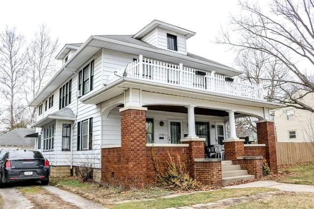 1725 Kentucky Avenue, Fort Wayne, IN 46805 (MLS #202103689) :: Aimee Ness Realty Group