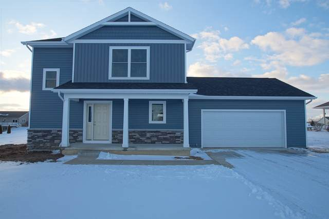 4315 N Basswood Drive, Warsaw, IN 46582 (MLS #202103737) :: The ORR Home Selling Team