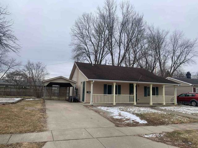 507 S Freeman Drive, Monticello, IN 47960 (MLS #202103792) :: The Romanski Group - Keller Williams Realty