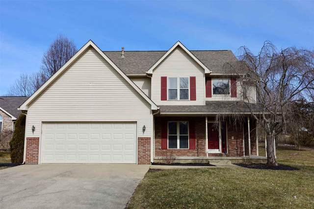 3409 S Weeping Willow Way, Bloomington, IN 47403 (MLS #202104106) :: The Dauby Team