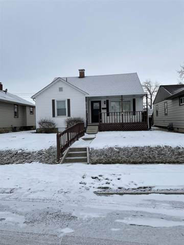 1912 W 9th Street, Muncie, IN 47302 (MLS #202104197) :: The Romanski Group - Keller Williams Realty