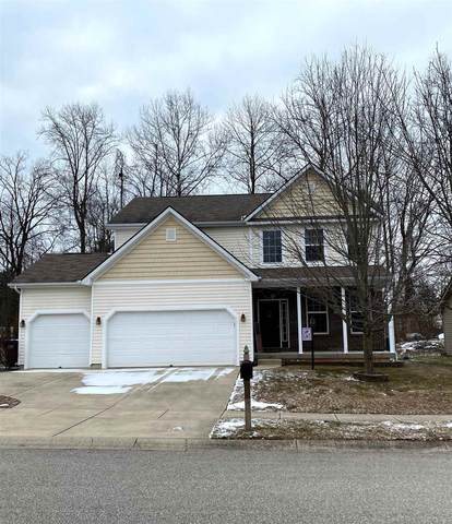 3421 S Glasgow Circle, Bloomington, IN 47403 (MLS #202104239) :: Aimee Ness Realty Group