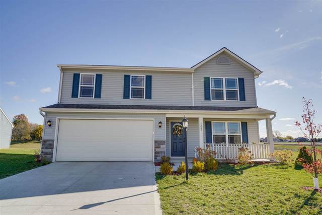 1262 Hendrix Run, Fort Wayne, IN 46818 (MLS #202104244) :: TEAM Tamara
