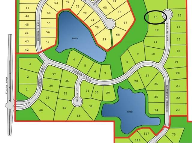 3225 Foxfire Lane, Fort Wayne, IN 46818 (MLS #202104247) :: Aimee Ness Realty Group