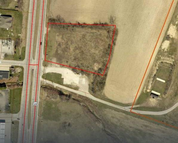 9125 Hwy 24 Highway, Roanoke, IN 46783 (MLS #202104335) :: TEAM Tamara