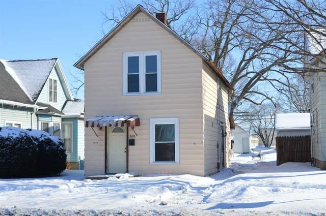 501 S Main Street, Churubusco, IN 46723 (MLS #202104429) :: The ORR Home Selling Team