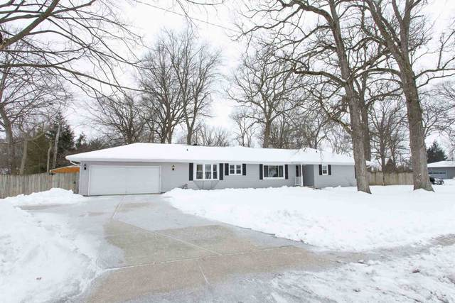 1217 Lindberg Road, West Lafayette, IN 47906 (MLS #202104440) :: Aimee Ness Realty Group
