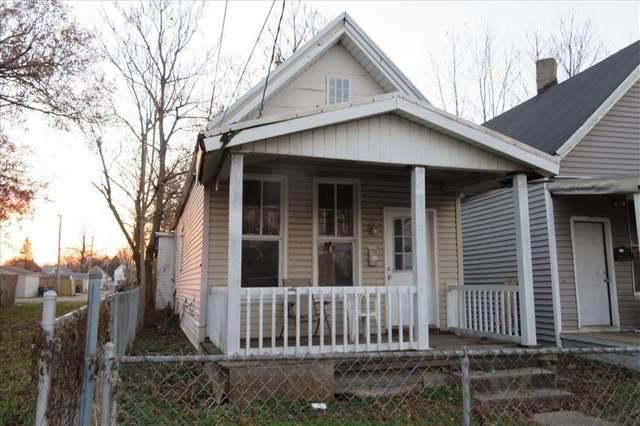 1110 Read Street, Evansville, IN 47714 (MLS #202104564) :: Aimee Ness Realty Group