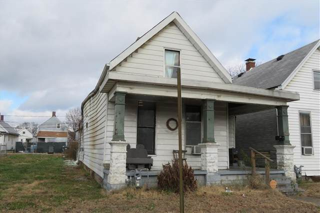 1121 Fountain Avenue, Evansville, IN 47710 (MLS #202104672) :: RE/MAX Legacy