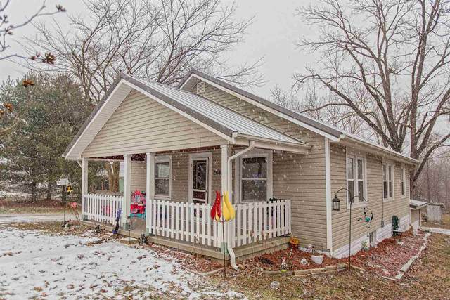 803 W Graham Drive, Bloomington, IN 47403 (MLS #202104726) :: Aimee Ness Realty Group