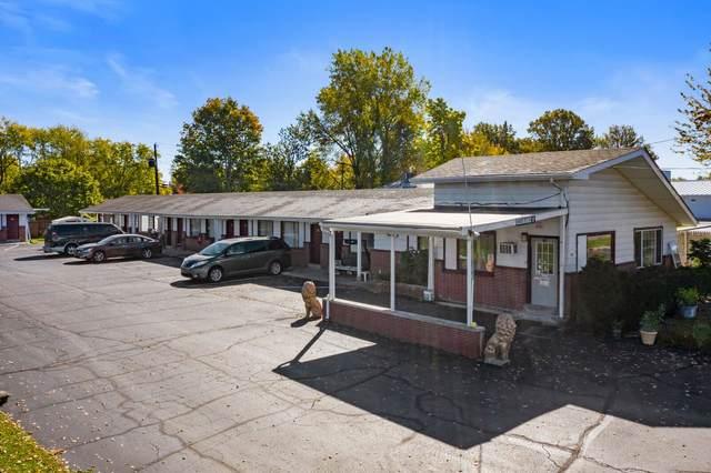 1806 N Walnut Street, Hartford City, IN 47348 (MLS #202104824) :: The ORR Home Selling Team