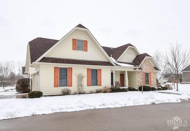 4300 W Brook Meadow Court, Muncie, IN 47304 (MLS #202104831) :: The ORR Home Selling Team