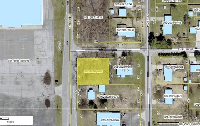 V/L SE Grape Road, Granger, IN 46530 (MLS #202104837) :: RE/MAX Legacy