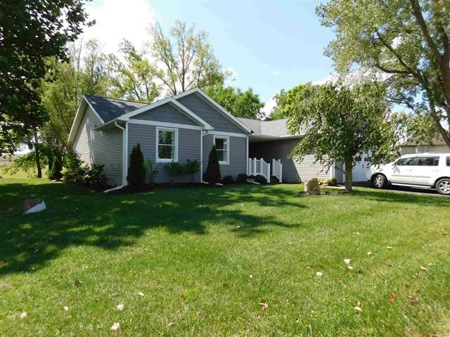 32 S Shamrock Rd., Hartford City, IN 47348 (MLS #202104873) :: The ORR Home Selling Team
