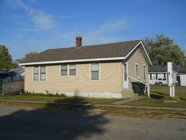 917 W 14th Street, Muncie, IN 47302 (MLS #202104989) :: The ORR Home Selling Team
