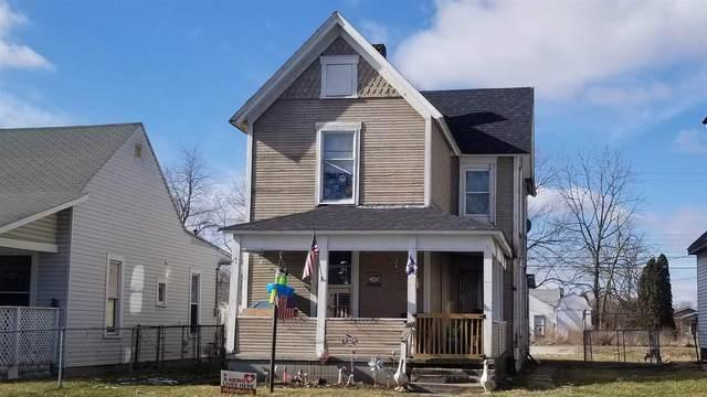 2119 S Walnut Street, Muncie, IN 47302 (MLS #202104995) :: The ORR Home Selling Team