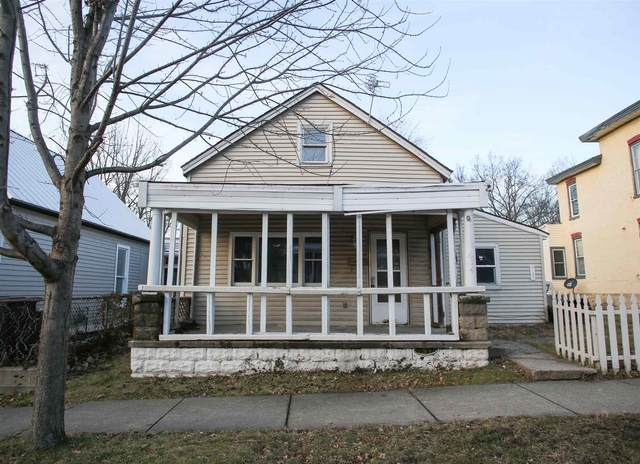 614 Oregon Street, Lafayette, IN 47901 (MLS #202105096) :: Parker Team