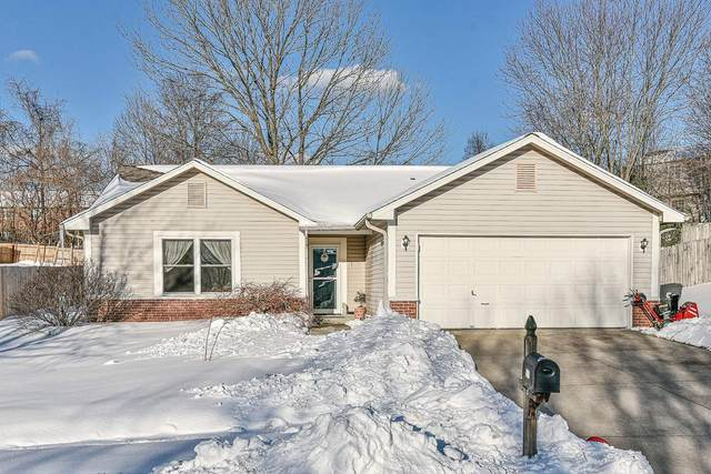 1116 W Pine Meadows Drive, Bloomington, IN 47403 (MLS #202105198) :: The Dauby Team