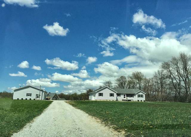 14796 5C Road, Plymouth, IN 46563 (MLS #202105347) :: The ORR Home Selling Team