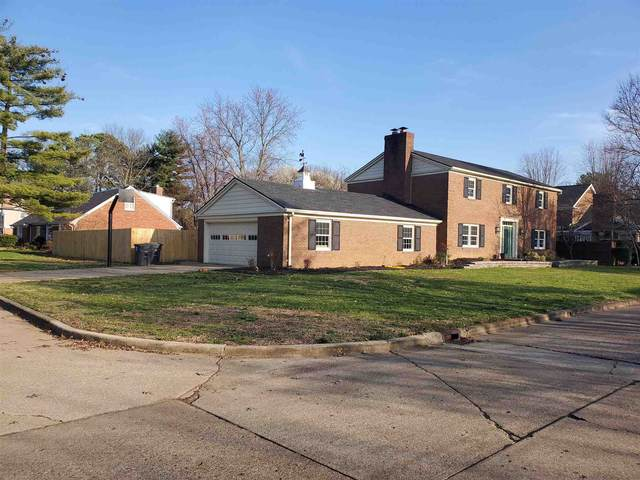 7101 E Walnut Street, Evansville, IN 47715 (MLS #202105387) :: Aimee Ness Realty Group