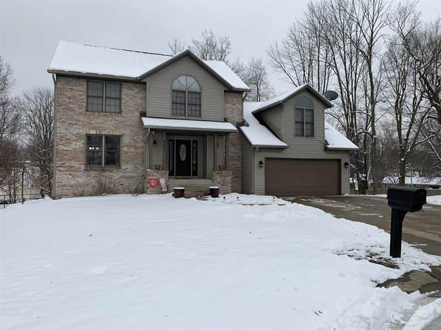 435 S Violet Court, Ellettsville, IN 47429 (MLS #202105441) :: Aimee Ness Realty Group