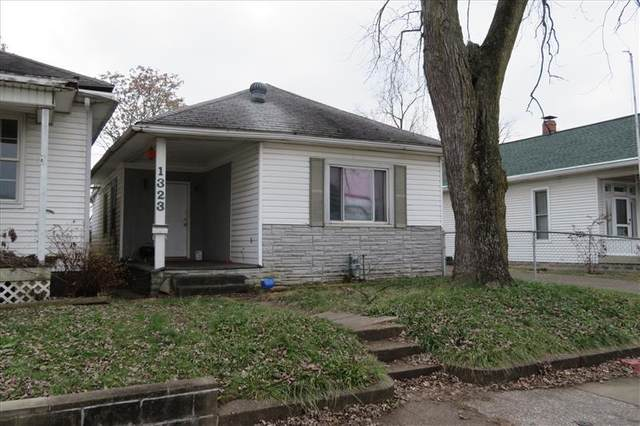 1323 E Franklin Street, Evansville, IN 47711 (MLS #202105449) :: RE/MAX Legacy