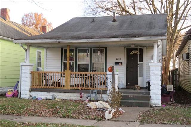 1503 E Illinois Street, Evansville, IN 47711 (MLS #202105450) :: RE/MAX Legacy