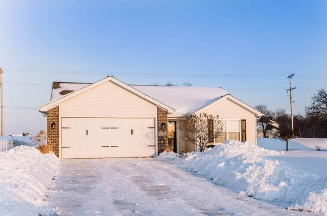 7610 Corvus Court, Fort Wayne, IN 46818 (MLS #202105466) :: Aimee Ness Realty Group