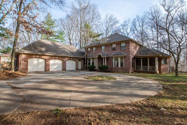 50768 Lilac Road, South Bend, IN 46628 (MLS #202105490) :: Parker Team