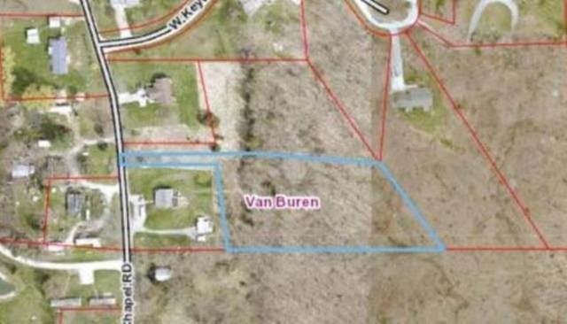 1745 S Garrison Chapel Road, Bloomington, IN 47403 (MLS #202105605) :: Parker Team