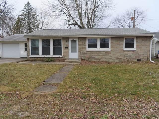 508 S Poplar Street, Hartford City, IN 47348 (MLS #202105636) :: The ORR Home Selling Team