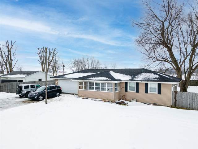 1935 E State Road 28 Road, Alexandria, IN 46001 (MLS #202105690) :: The ORR Home Selling Team