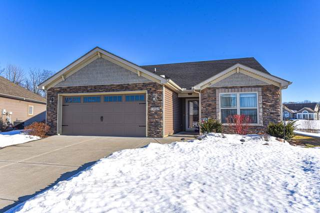 192 Aqueduct Circle, West Lafayette, IN 47906 (MLS #202105707) :: Parker Team