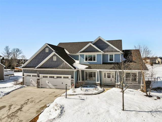 1516 Waxwing Court, Fort Wayne, IN 46814 (MLS #202105741) :: Aimee Ness Realty Group