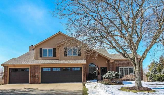 5534 Hopkinton Drive, Fort Wayne, IN 46814 (MLS #202105831) :: The ORR Home Selling Team