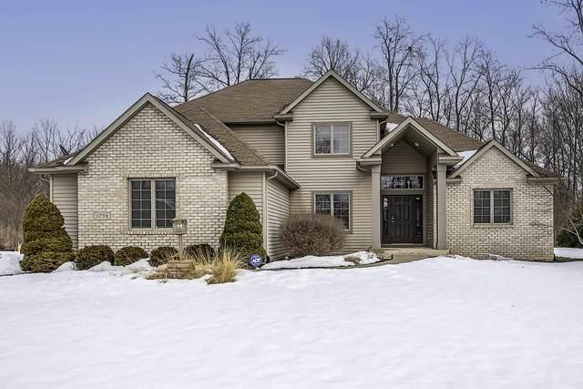 11738 Painted Peak Way, Fort Wayne, IN 46845 (MLS #202105847) :: The ORR Home Selling Team
