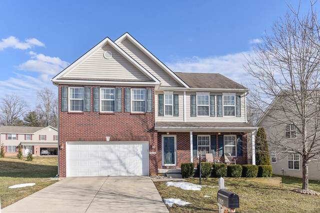 3684 S Glasgow Circle, Bloomington, IN 47403 (MLS #202105877) :: Aimee Ness Realty Group