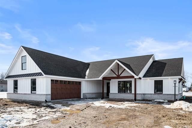 6213 N Cumberland Road, Muncie, IN 47304 (MLS #202105937) :: The ORR Home Selling Team