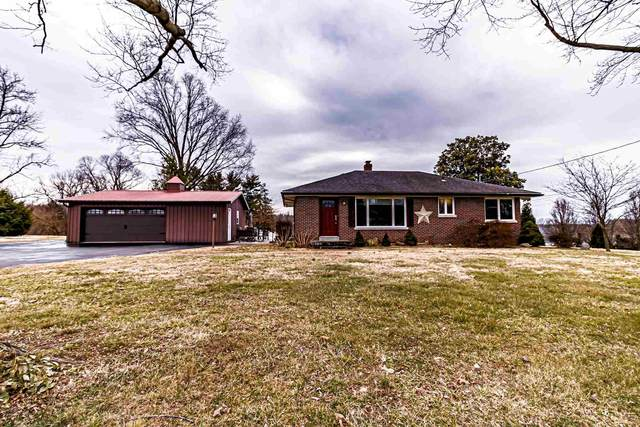 8999 Outer Lincoln Avenue, Newburgh, IN 47630 (MLS #202105947) :: The Dauby Team