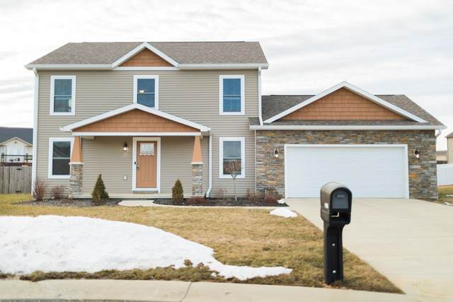 1162 S Hayden Court, Ellettsville, IN 47429 (MLS #202105956) :: Aimee Ness Realty Group