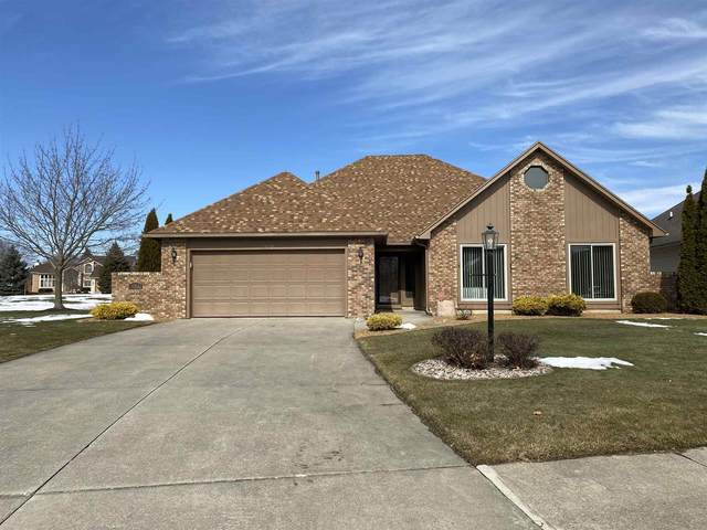6603 Parsons Court, Fort Wayne, IN 46815 (MLS #202106013) :: Anthony REALTORS