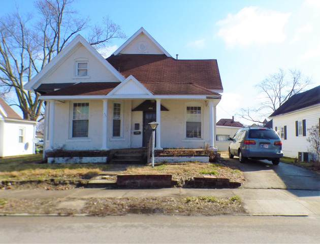 406 N Meridian Street, Washington, IN 47501 (MLS #202106056) :: RE/MAX Legacy