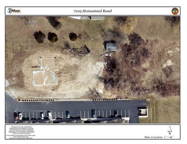 7109 Homestead Road, Fort Wayne, IN 46814 (MLS #202106058) :: Anthony REALTORS