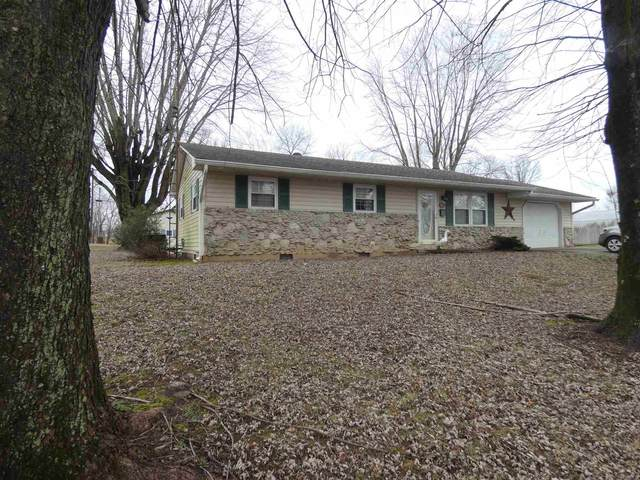 343 Leatherwood Circle, Bedford, IN 47421 (MLS #202106093) :: Aimee Ness Realty Group