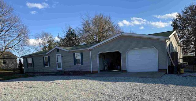 7263 E 50 Highway, Montgomery, IN 47558 (MLS #202106099) :: Aimee Ness Realty Group